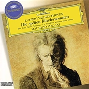 Piano Sonatas Opp 101 106 109-111   CD