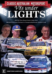 Classic Australian Motorsport - V8s Under Lights | DVD