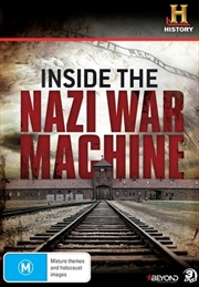 Inside The Nazi War Machine | DVD