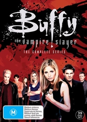 Buffy The Vampire Slayer Series Collection | DVD