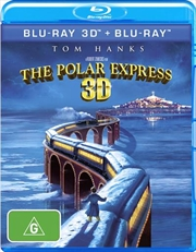 Polar Express | 3D + 2D Blu-ray Combo Pack