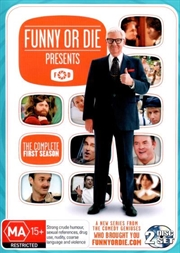 Funny Or Die Presents | DVD