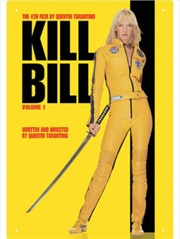 Kill Bill One Sheet | Merchandise