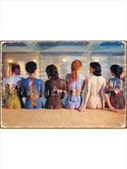 Pink Floyd Back Art