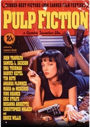 Pulp Fiction One Sheet
