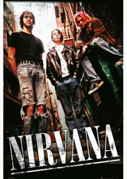 Nirvana Alley | Merchandise