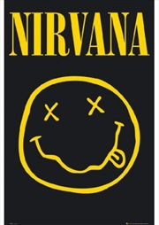 Nirvana Smiley | Merchandise
