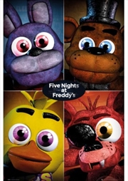 Five Nights At Freddy's Quad | Merchandise