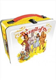 Wizard Of Oz Tin Carry All Fun Box