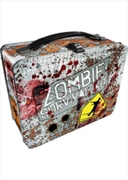 Zombie Survival Fun Box | Lunchbox