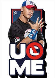 WWE John Cena Chunky Magnet | Merchandise