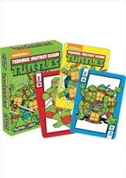 Teenage Mutant Ninja Turtles – Retro Playing Cards | Merchandise