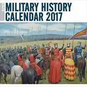 Osprey Military History Calendar 2017 | Paperback Book