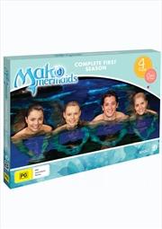 Mako Mermaids: 4 Pack
