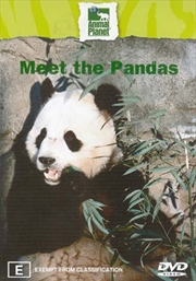 Meet The Pandas | DVD