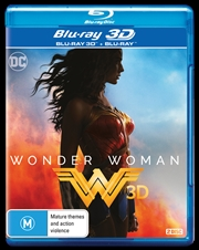 Wonder Woman | 3D + 2D Blu-ray + UV