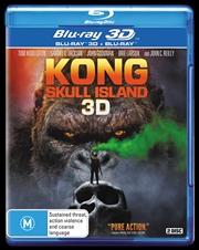 Kong - Skull Island | 3D + 2D Blu-ray
