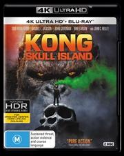 Kong - Skull Island | Blu-ray + UHD + UV