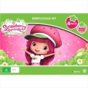 Strawberry Shortcake Berrylicious Set | DVD