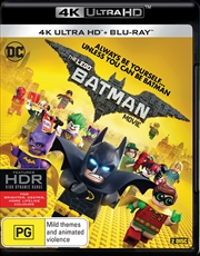 LEGO Batman Movie | Blu-ray + UHD, The