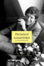 Leonard Cohen: All The Answers Are Here | Hardback Book