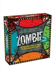 Zombie Road Trip Board Game | Merchandise