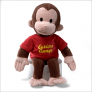 Curious George Red Plush 41cm | Toy
