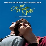 Call Me By Your Name | CD