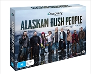 Alaskan Bush People Coll Set