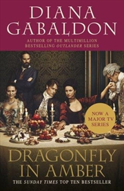 Dragonfly In Amber (Outlander 2) | Paperback Book