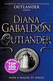 Outlander | Paperback Book
