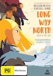 Long Way North | DVD