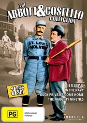 Abbott and Costello | Collection
