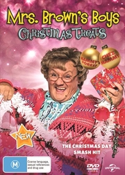 Mrs. Browns Boys - Christmas Treats