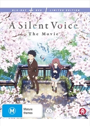 A Silent Voice - Limited Collector's Edition | Blu-ray + DVD
