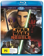 Star Wars Rebels - Season 3 | Blu-ray