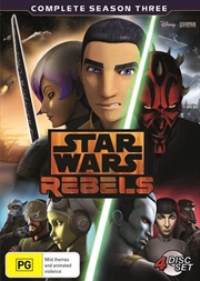 Star Wars Rebels - Season 3 | DVD