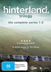 Hinterland - Series 1-3 | Boxset