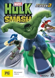Hulk And The Agents Of S.M.A.S.H. - Season 2 | DVD