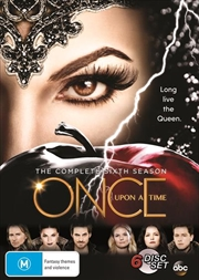 Once Upon A Time - Season 6 | DVD