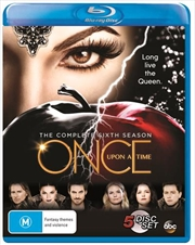 Once Upon A Time - Season 6 | Blu-ray