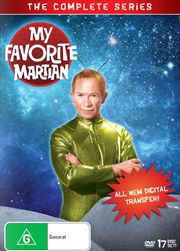 My Favorite Martian | Series Collection