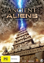 Ancient Aliens - Season 10 | DVD
