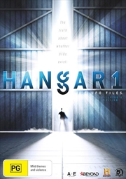 Hangar 1 - The UFO Files - Collector's Edition