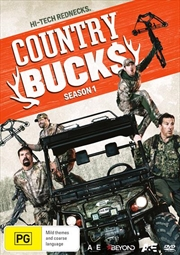 Country Buck$ - Season 1 | DVD