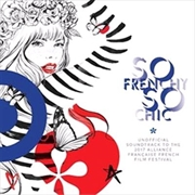 So Frenchy So Chic 2018 | CD