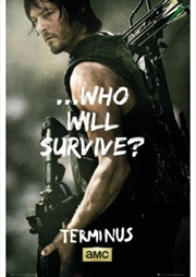 The Walking Dead Survive Daryl