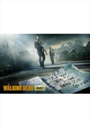 The Walking Dead Rick & Daryl Road | Merchandise