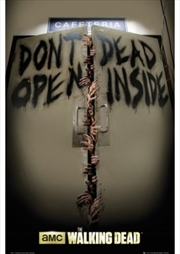 The Walking Dead Keep Out | Merchandise