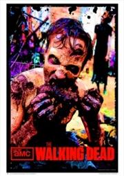 The Walking Dead - Zombie Flesh Eater Blacklight
